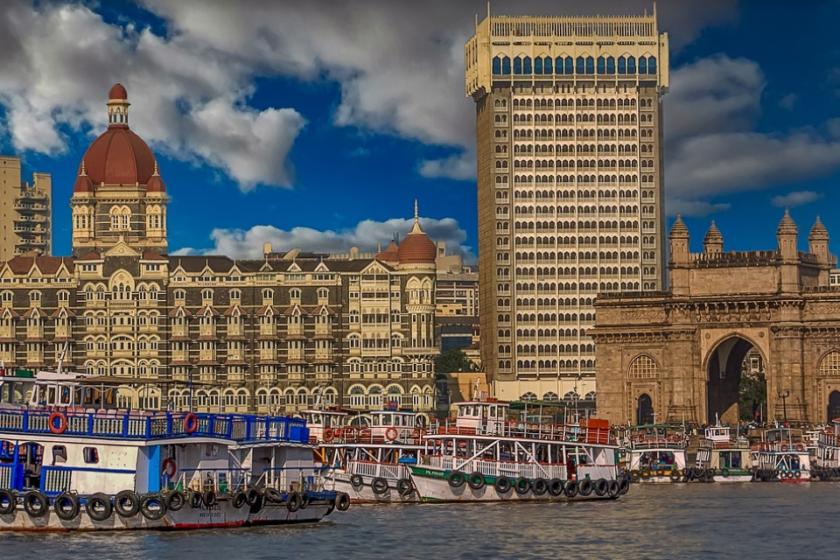 Tourist Places in Mumbai.