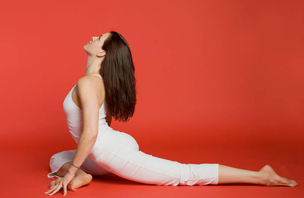 Stretching Yoga Poses
