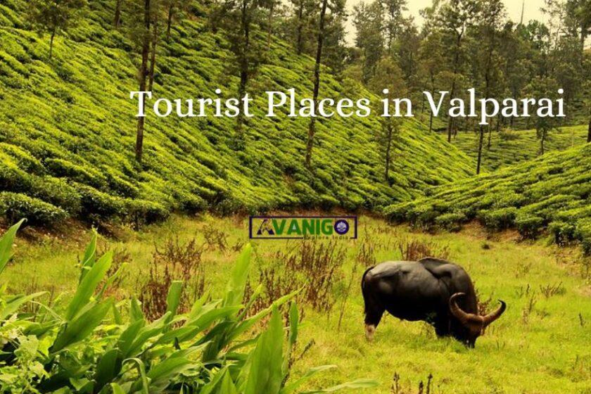 valparai tourist places