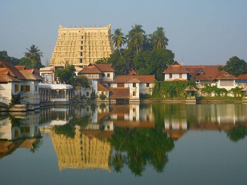 Trivandrum Tourist Places: Anantha Padmanabha Swamy Temple