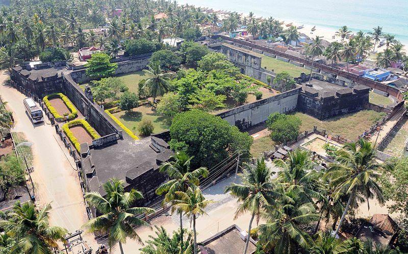 Trivandrum Tourist Places: Anjengo Fort