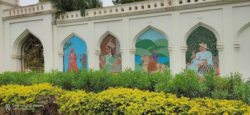 Legends of Taramati Baradari