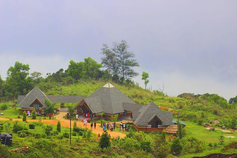 Trivandrum Tourist Places: Ponmudi