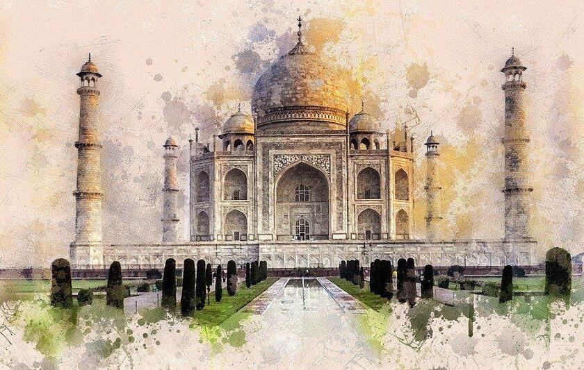 White Taj Mahal Facts