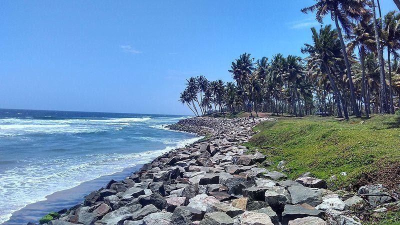 Trivandrum Tourist Places: Varkala Beach