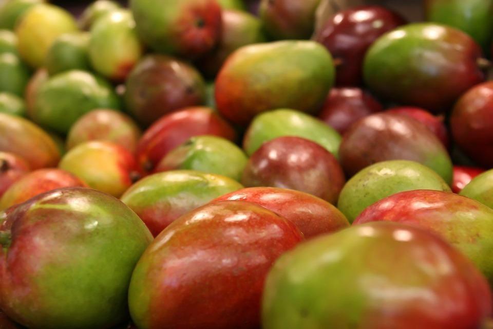 Colour mango