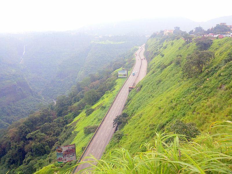 Khandala Ghat Road