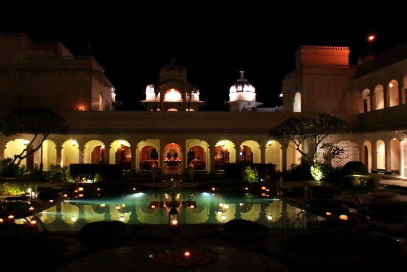 The Taj Lake Palace Udaipur