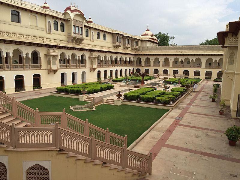 The Taj Rambagh Palace Jaipur