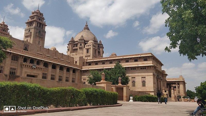 The Umaid Bhawan Palace Jodhpur
