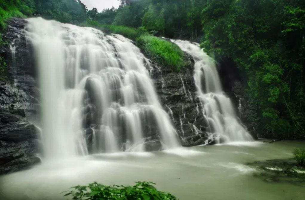Abbey Waterfalls, Coorg