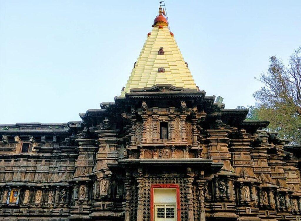 The Kolhapur Mahalakshmi Temple, Maharashtra
