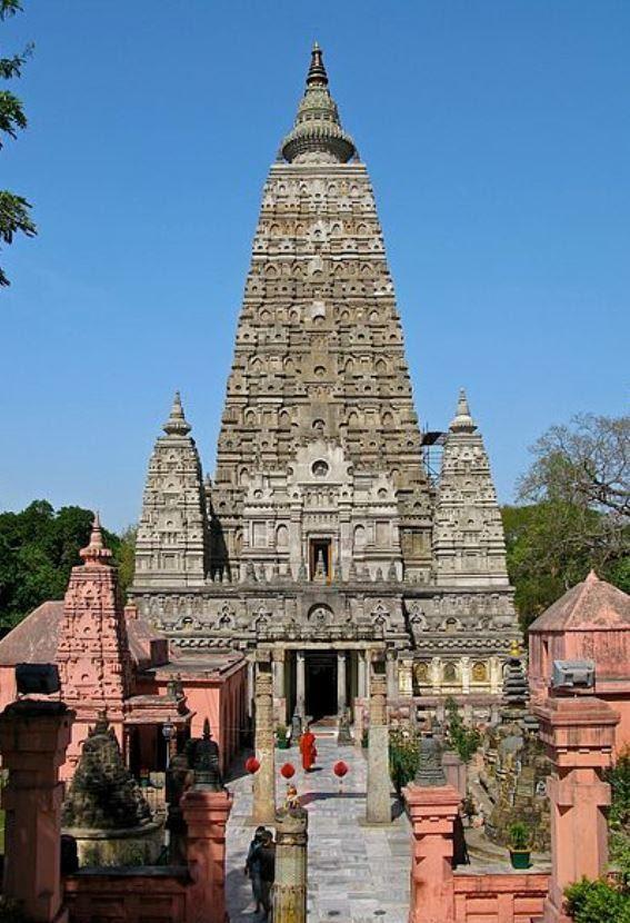 Mahabodhi Temple, Bihar