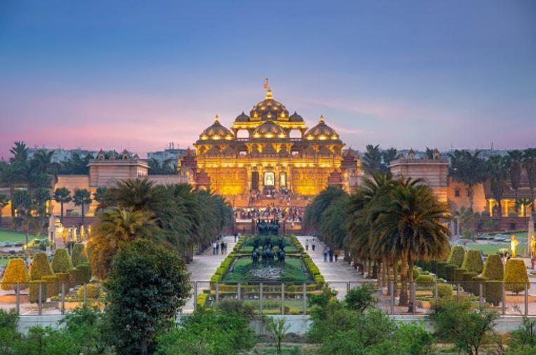Swaminarayan Akshardham Temple, Delhi