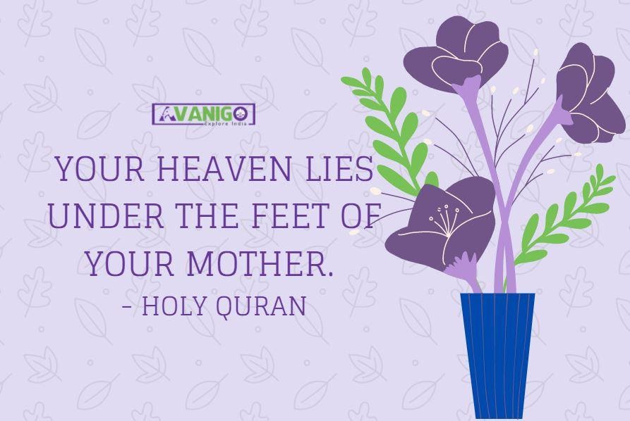 Quote on Mother