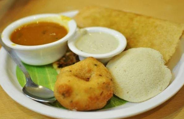 Idli and South Indian Tiffins