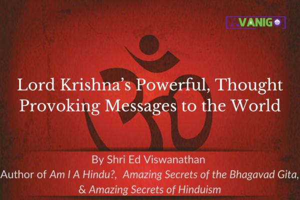 Lord Krishnas Powerful Thought