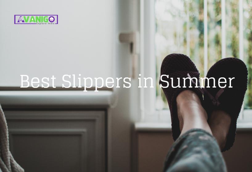List of Best Slippers in Summer Indoor and Outdoor
