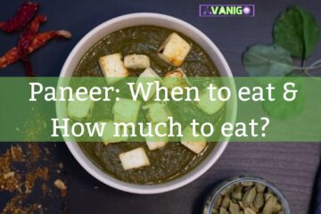 Paneer Nutrition Facts