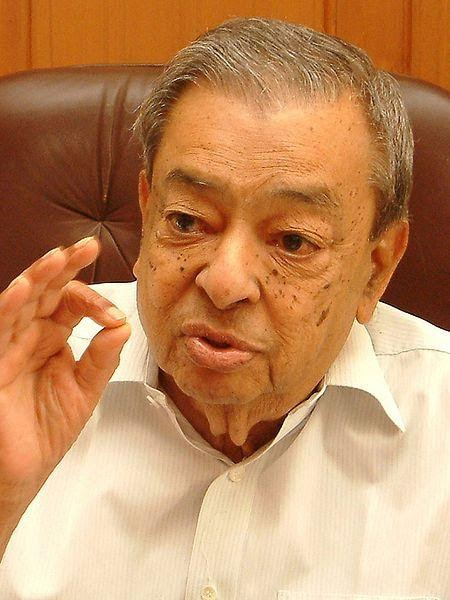 Verghese Kurien, the father of the White Revolution.