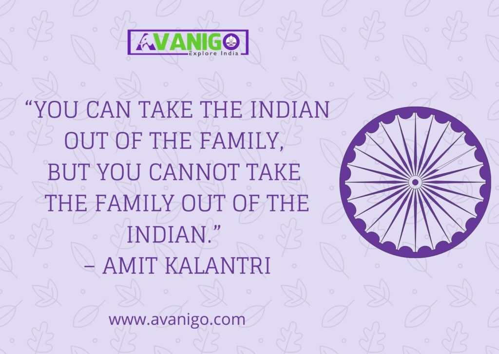 Indian Culture Quote by Amit Kalantri