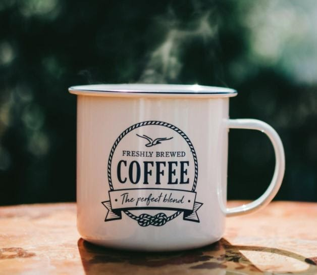 Coffee is a great Conversation Starter