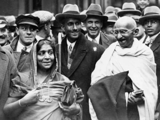 Gandhi freedom fight