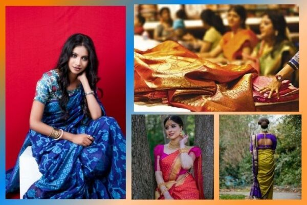 Types of Saree Name in India