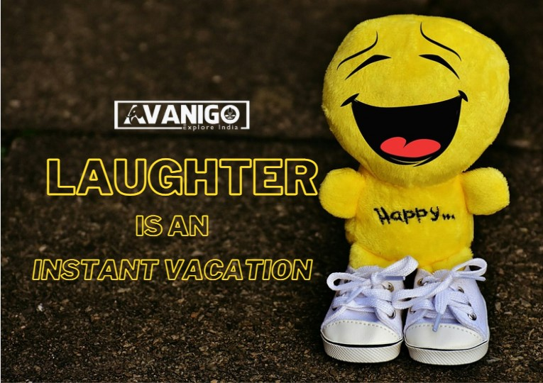 laughter is a medicine